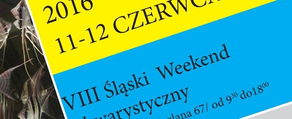 VIII Śląski Weekend Akwarystyczny